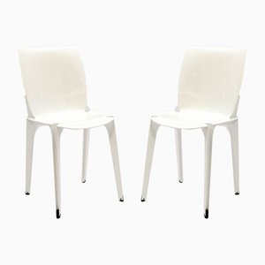 Lambda Dining Chairs by Marco Zanuso & Richard Sapper for Gavina, 1960s, Set of 2