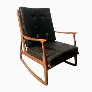 Rocking Chair de Castelli / Anonima Castelli, 1960s