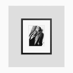 Marlon Brando Archival Pigment Print Framed in Black by Bettmann