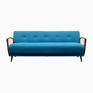 Sofa with Folding Function, 1950s