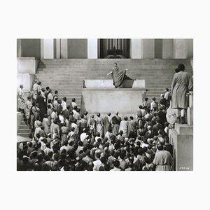 Julius Caesar Archival Pigment Print Framed in White by Bettmann
