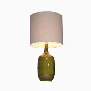 Lámpara de mesa vintage de cerámica de Christian Ziegler