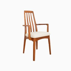 Mid-Century Teak Side Chair by Benny Linden, 1970s