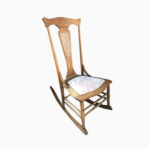 Vintage Children's Rocking Chair from The King Spring