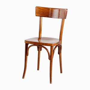 Chaise d'Appoint de Gebrüder Thonet Vienna GmbH, 1950s