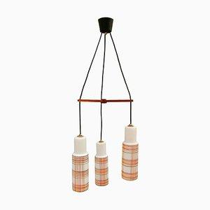 Deckenlampe aus Muranoglas von Stilnovo, 1960er