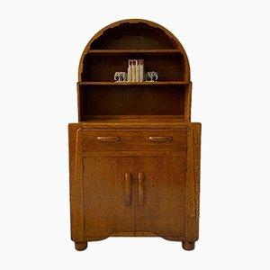 Art Deco Oak Dresser