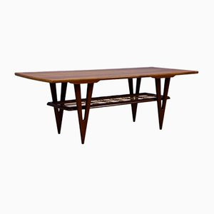 Dutch Coffee Table in Teak from MM Furniture, 1960s
