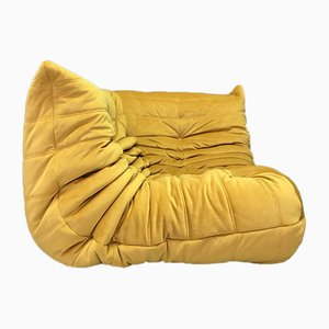 Yellow Togo Corner Sofa by Michel Ducaroy for Ligne Roset
