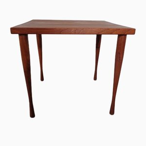 Mid-Century Teak Side Table by Hans C. Andersen, 1950s