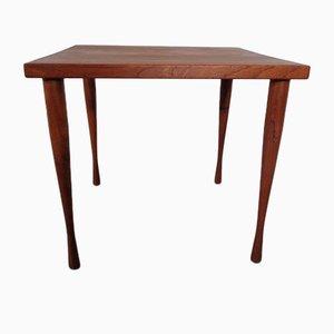 Tavolino Mid-Century in teak di Hans C. Andersen, anni '50
