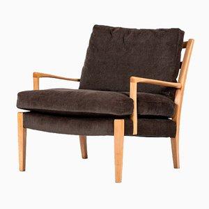Schwedischer Mid-Century Loven Stuhl von Arne Norell für Arne Norell AB, 1960er