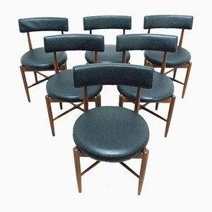 Mid-Century Fresco Dining Chairs from G-Plan, 1960s, Set of 6