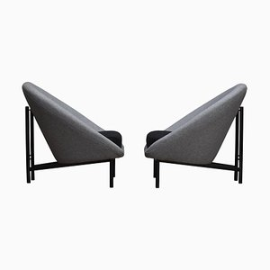 F115 Armchairs by Theo Ruth for Artifort, Netherlands, 1958, Set of 2