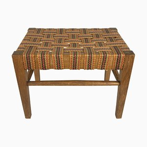 Mid-Century Stool or Tabouret, 1950s