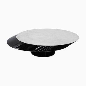 Distortion Serie Object 2 Marmor Tisch Couchtisch von Emelianova Studio