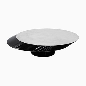 Distortion Series Object 2 Marble Table Coffee Table by Emelianova Studio