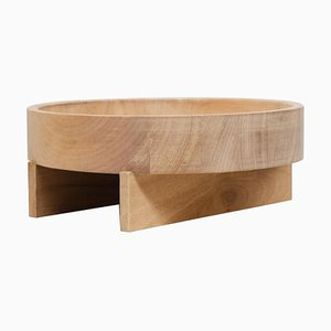 Double Slatted Tray Natural by Arno Declercq