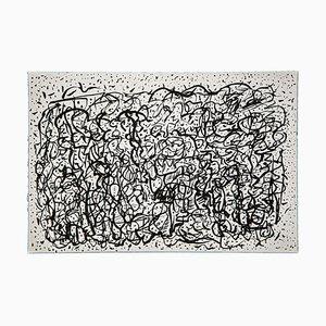 Vibrations Ink on Paper von Maurizio Gracceva, 2017
