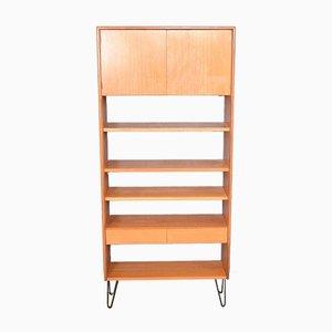 Teak 5-Form Bücherregal Raumteiler von G-Plan, 1960er