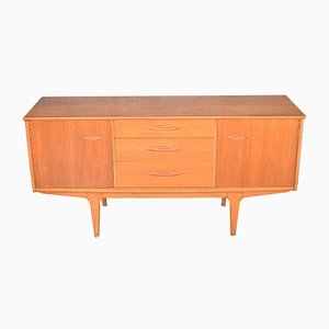 Short Teak Sideboard from Jentique, 1960s