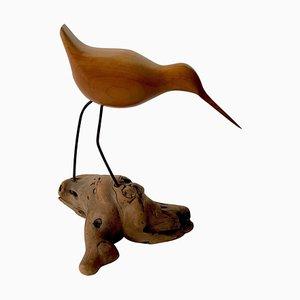 Mid-Century Austrian Abstract Sculpture of a Bird, 1950s