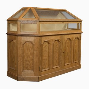 Vintage Display Cabinet, 1980s