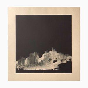 Silkscreen Print by Leonardo Mosso, 1969