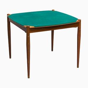 Mesa de juegos de Gio Ponti para Fratelli Reguitti, años 50