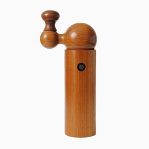 Danish Teak Pepper Mill from Digsmed, 1960s
