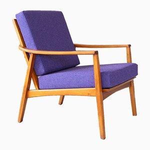 Mid-Century Modern Lounge Chair, 1960s