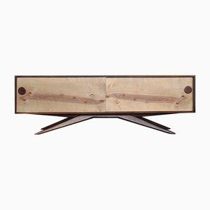 Mid-Century Modern Scandinavian Organic Sideboard, 1960s