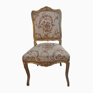 Antique French Baroque Dining Chair