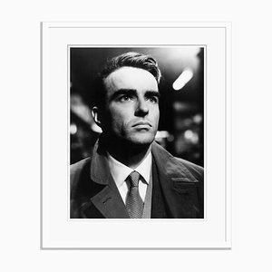 Montgomery Clift in Scene Archival Pigment Print Framed in White by Everett Collection