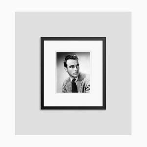 Dashing Montgomery Archival Pigment Print Framed in Black by Everett Collection