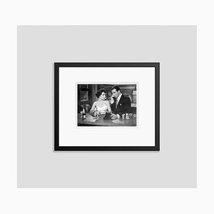 Taylor and Clift Archival Pigment Print Framed in Black by Everett Collection