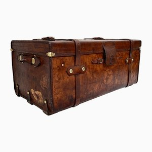 Large Antique Trunk from Drew & Sons