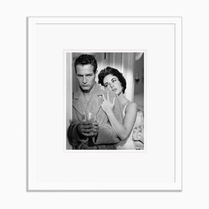 Taylor and Newman Archival Pigment Print Framed in White by Bettmann
