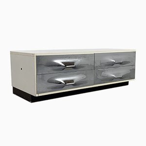 DF 2000 TV Unit by Raymond Loewy for Doubinsky Frères, 1960s