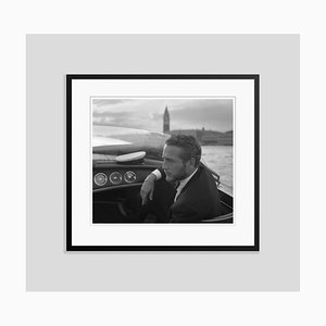 Paul Newman Archival Pigment Print Framed in Black