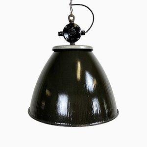Industrielle Vintage Fabriklampe von Elektrosvit, 1960er