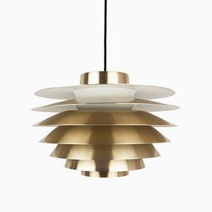 Mid-Century Danish Verona Pendant Lamp by Svend Middelboe for Nordisk Solar, 1960s