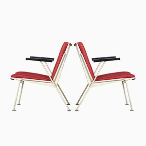 Oase Easy Chairs by Wim Rietveld for Ahrend De Cirkel, 1950s, Set of 2