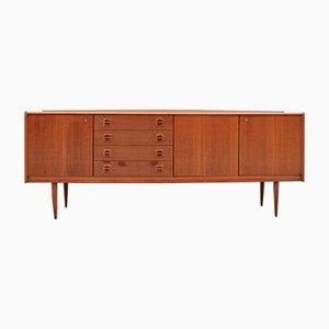 Mid-Century Modern Danish Teak Sideboard, 1960s