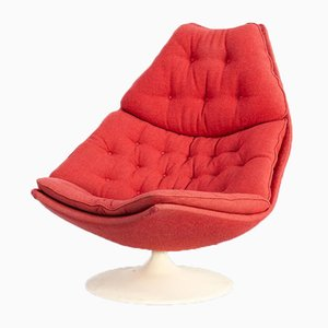 F588 Sessel von Geoffrey Harcourt für Artifort, 1960er