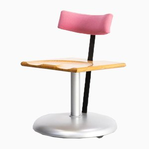 Trampolin Desk Chair by Pepe Cortés & Javier Mariscal for Akaba, 1980s