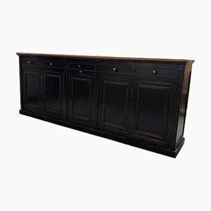 Late-19th Century Buffet with 5 Drawers