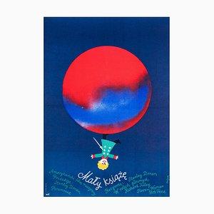 The Little Prince Poster by Jerzy Flisak, 1977