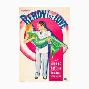 Ready For Love Poster, 1934
