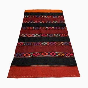 Tappeto Kilim vintage in lana, Turchia